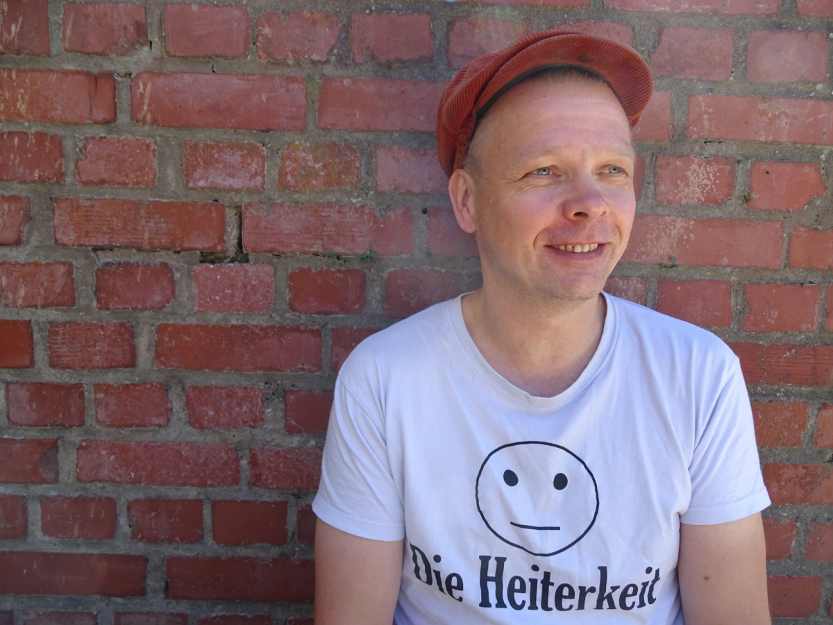 SDL-Spielleiter Christian Holm für Mecklenburg-Vorpommern, Foto: Christian Holm