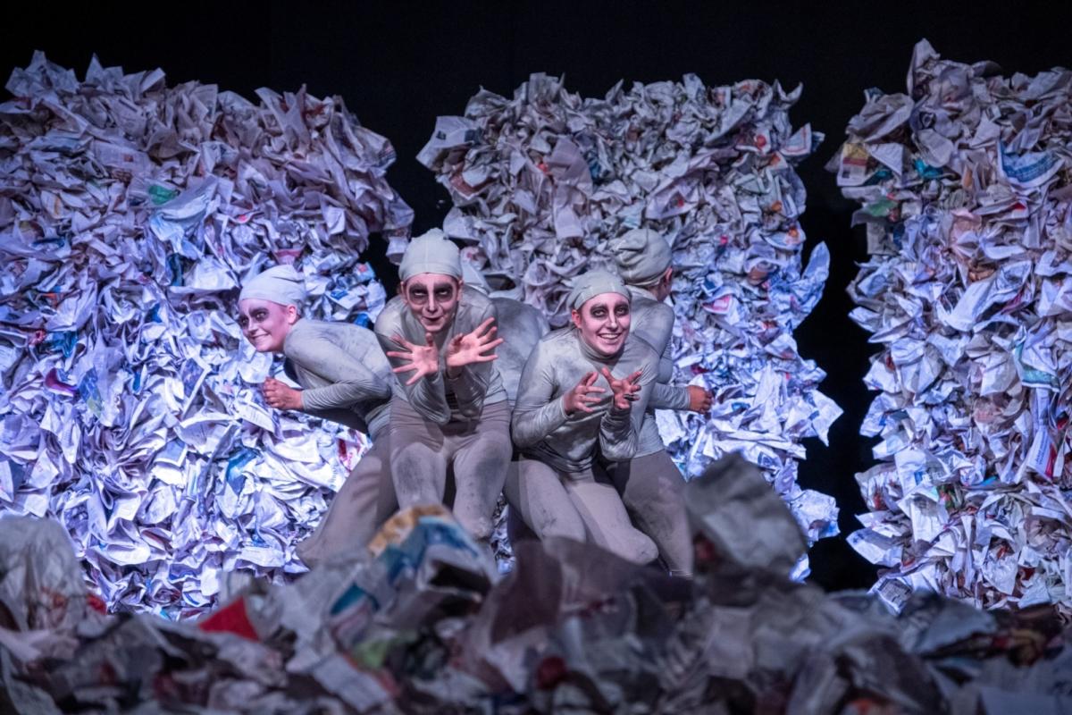 Berlin auf dem Theaterfestival SDL 2019 in Halle (Saale)