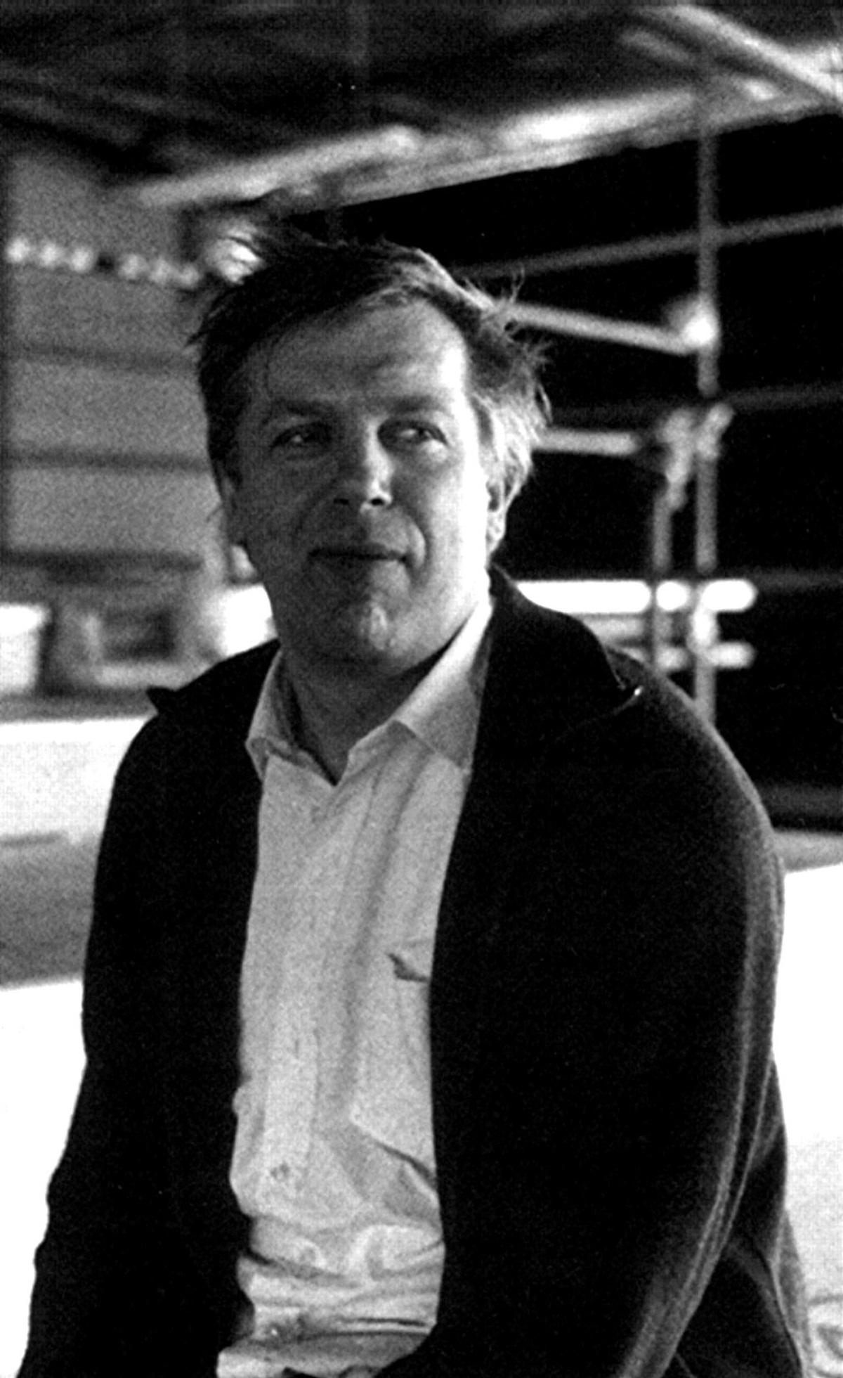 Einar Schleef, Foto: Einar-Schleef-Arbeitskreis Sangerhausen e.V.