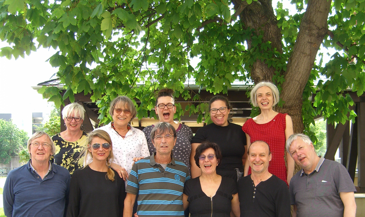 Die SDL-Jury 2019, Foto: Tilmann Ziemke