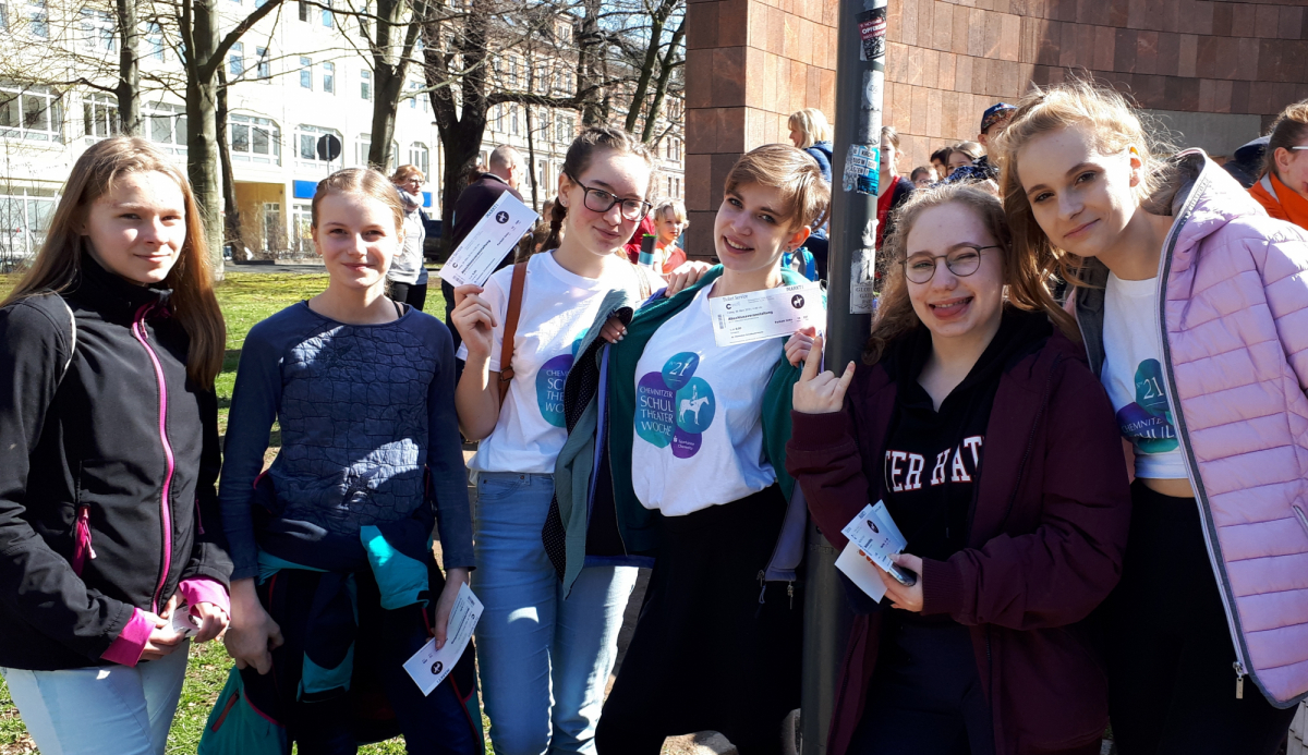 SDL 2019, Die Gruppe aus Sachsen in Chemnitz
