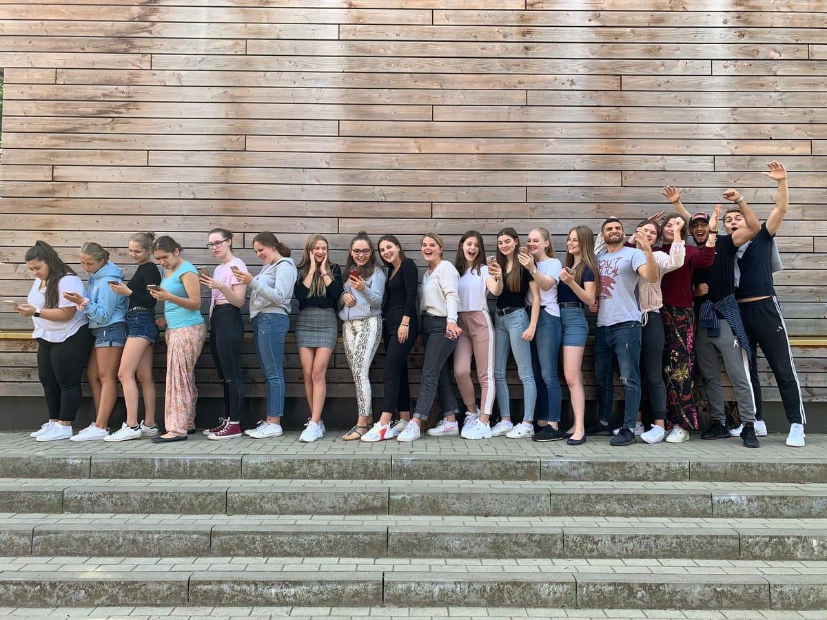 Reaktion der Gruppe aus Hamburg auf die Teilnahme am SDL 2019