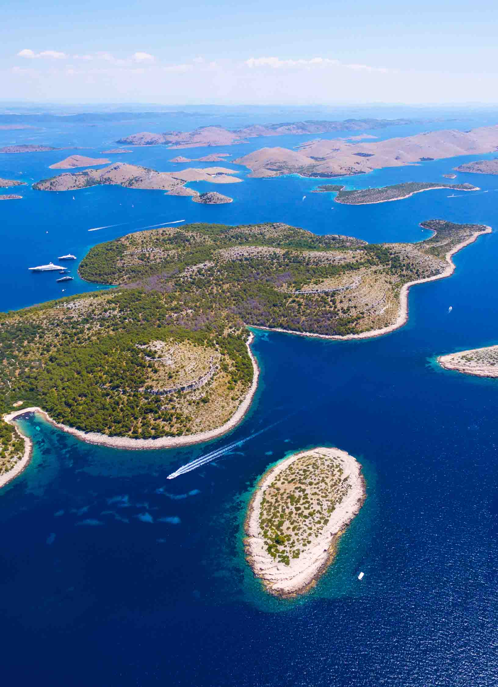 Rent a boat in Kornati - Boatjump