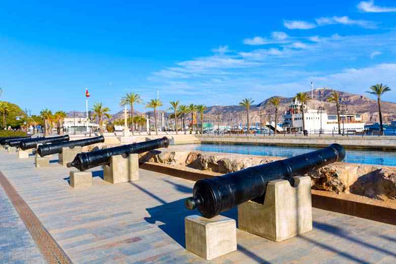 Rent a boat in La Manga del Mar Menor - Boatjump