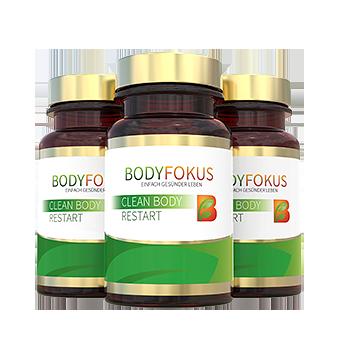 Clean Body Restart - 3 Dosen
