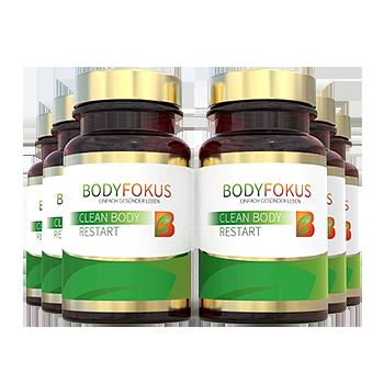 Clean Body Restart - 6 Dosen