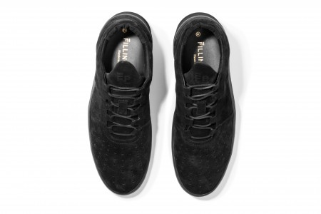 Low top tabs black
