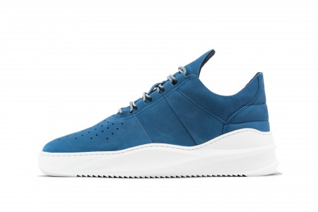 Low top tabs blue