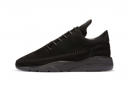 Apache runner low all black
