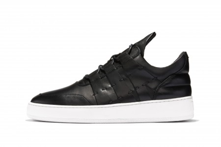 Low top foxtrot black