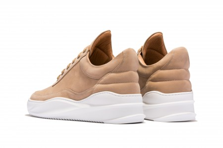 Low top sky beige