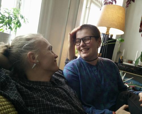 Roligt par søger lejlighed til studieårende i København