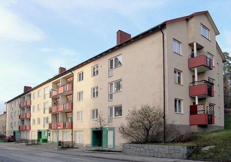 2 rums lägenhet i Sollentuna