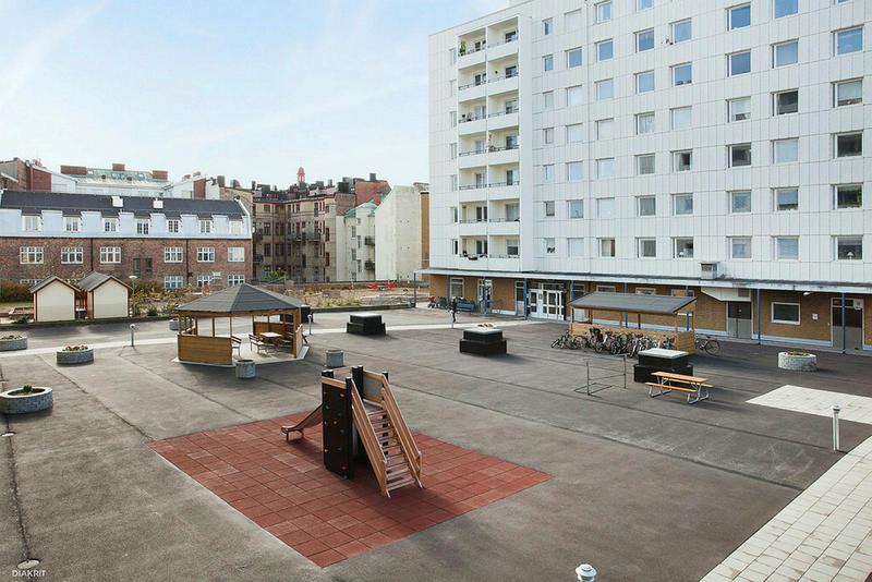 2 rums lägenhet i Malmö