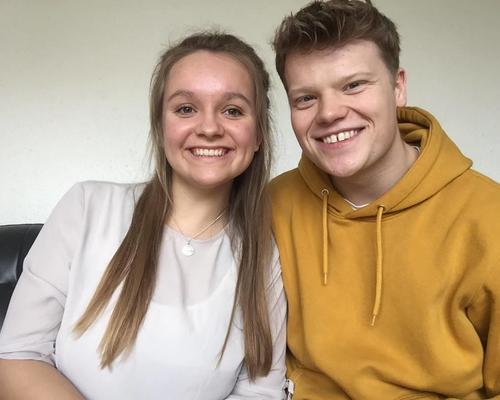 Par søger lejlighed i Odense nær SDU