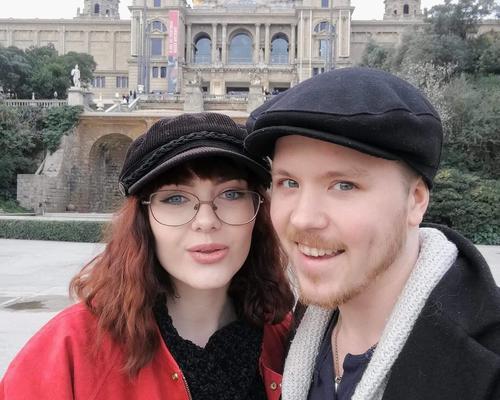 Gulligt par söker lägenhet i Uppsala AUGUSTI2019