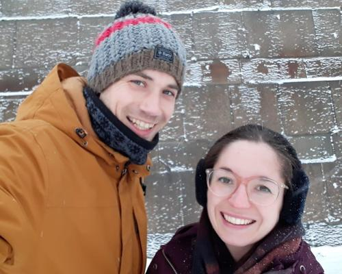 Dutch couple looking for an apartment in Malmö
