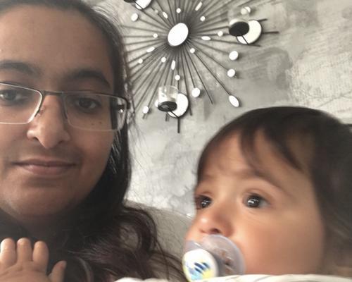 Mamma och son på två år, söker lägenhet!