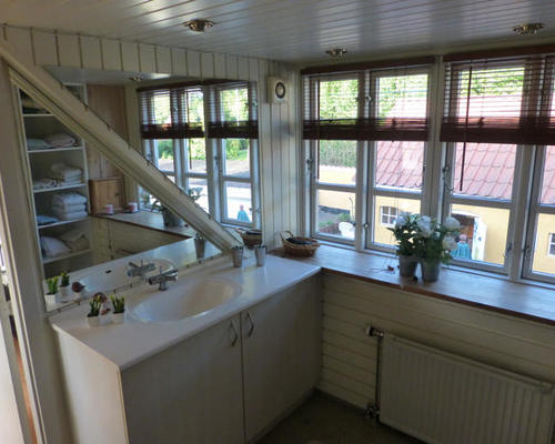 Pragtfuld villa med skøn udsigt over Hjarbæk fjord