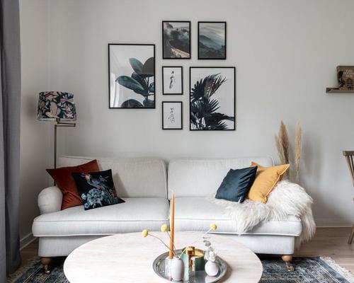 Fin Lägenhet Med Utmärkt Läge