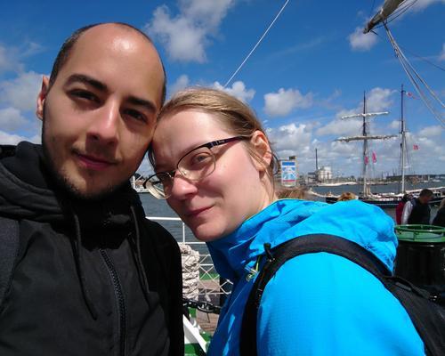 Par søger en 2-værelses lejlighed i København.