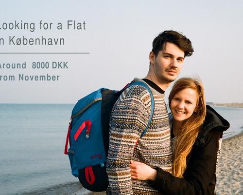 Looking for a flat in København