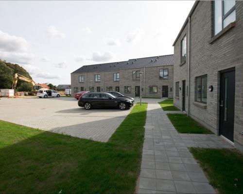 4 værelses rækkehus på 97 m² i Tyrsted