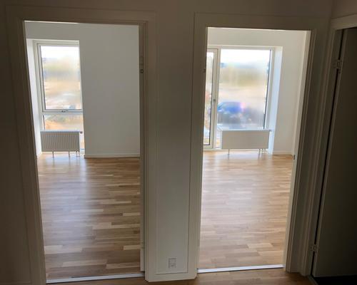 Nybygget 3-værelses med altan og fleksibel indflytningsdato