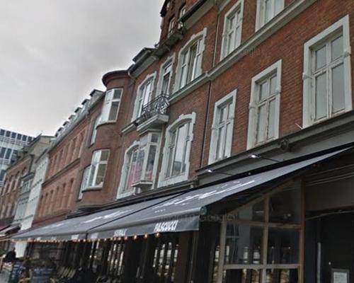Centralt beliggende lejlighed i Århus C