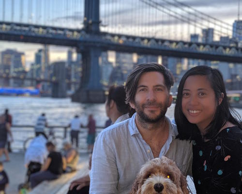 Couple from NYC searching for an Apartment in Copenhagen