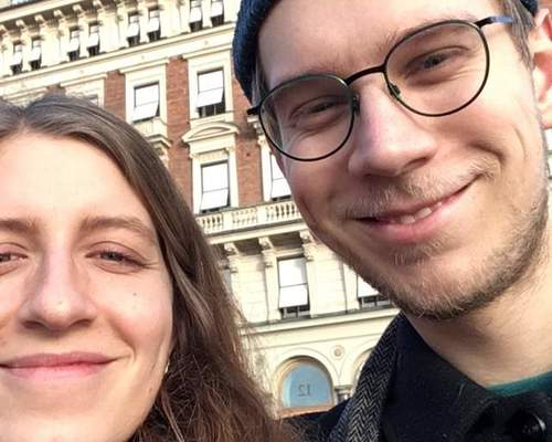 Par søger nyt hjem