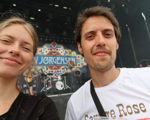 Par søger fælles base i København