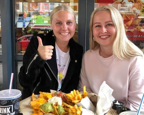 Vennepar søger lejlighed i Århus
