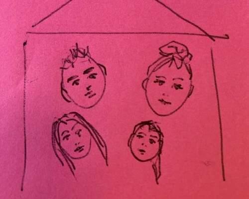 Familie på 4 søger lejlighed i Kbh.