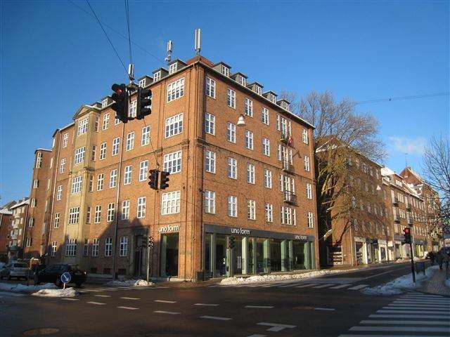 8 værelses lejlighed i Odense C