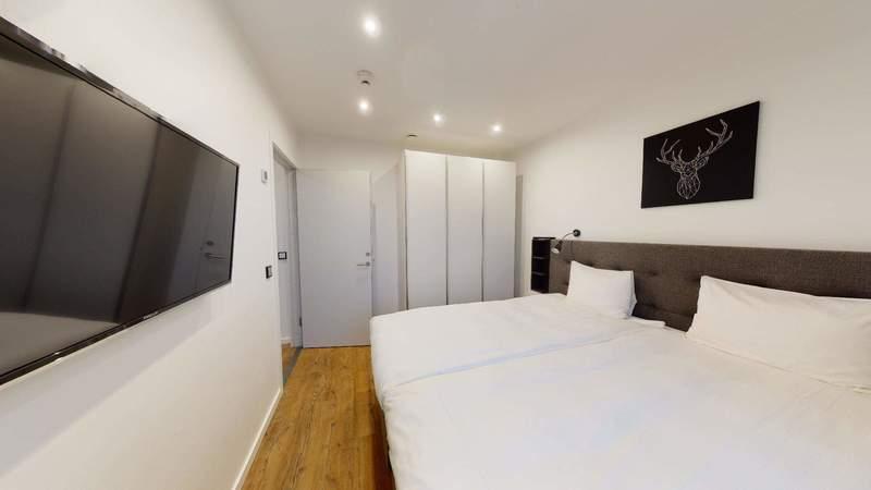 Rejser du med familie, eller er du glad for rigtig god plads? Så er er Two Bedroom Apartment et perfekt valg.