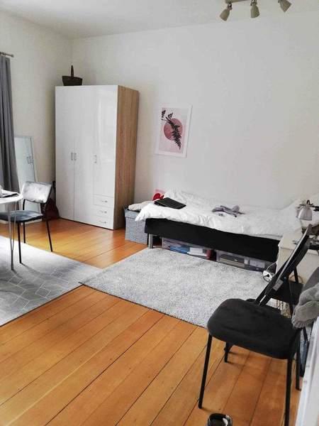 25m2 værelse i Odense C