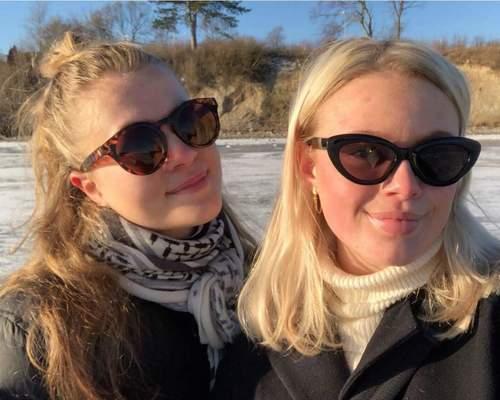 Venindepar søger delevenlig lejlighed i Odense