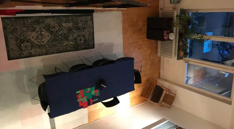 Två rommies sökes till kreativt kollektiv på Reimersholme