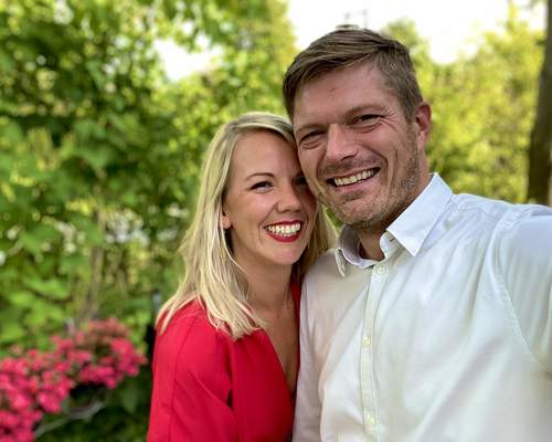 Par søger lejlighed i København