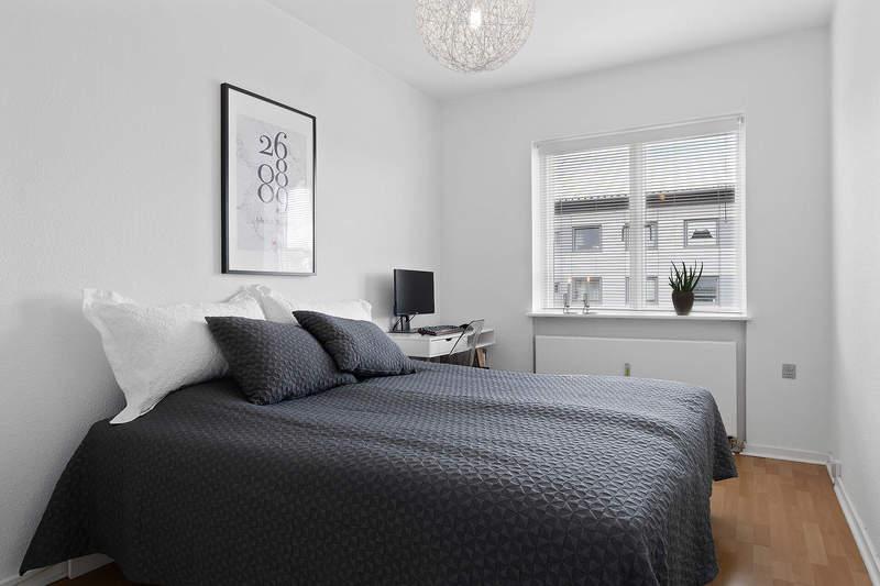 Lækker nyrenoveret 2-værelses lejlighed på Frederiksberg