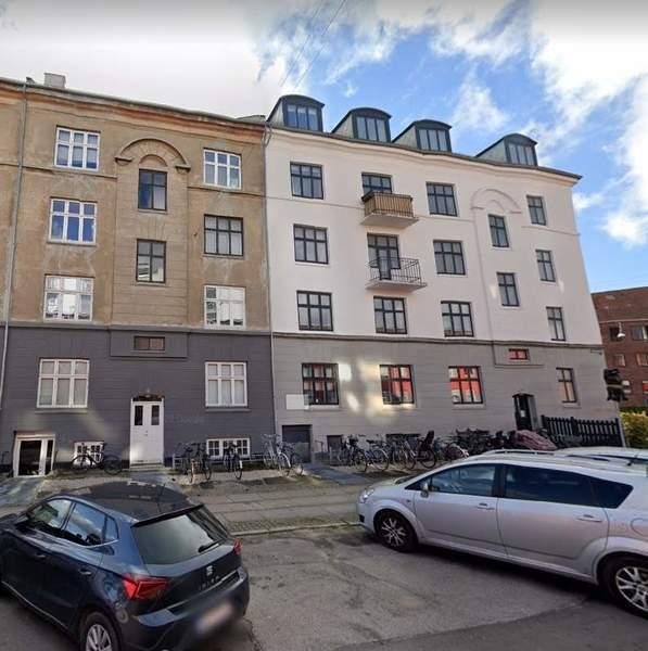 2 værelses lejlighed tæt på Fælledparken