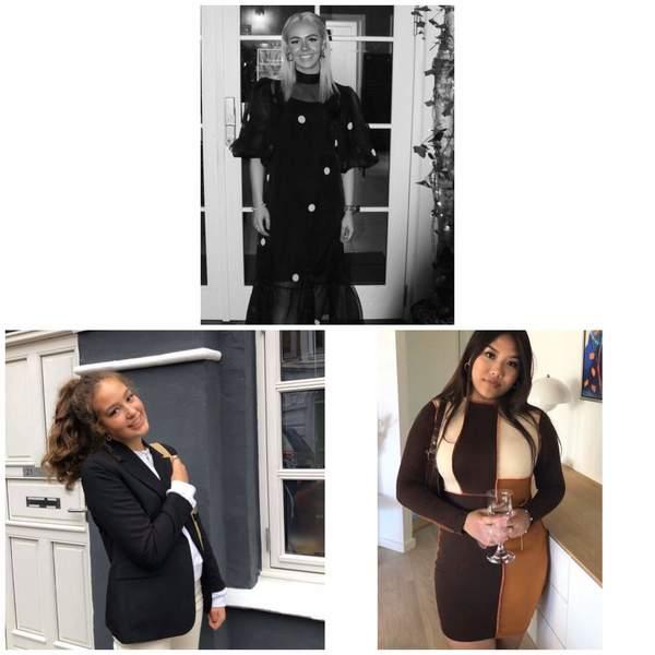 3 veninder gennem flere år søger lejlighed i Aarhus