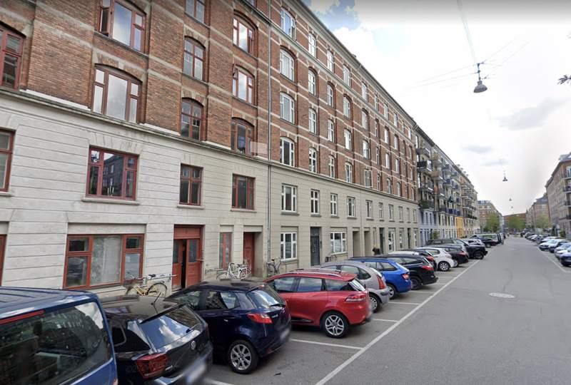 2 værelses lejlighed på Vesterbro