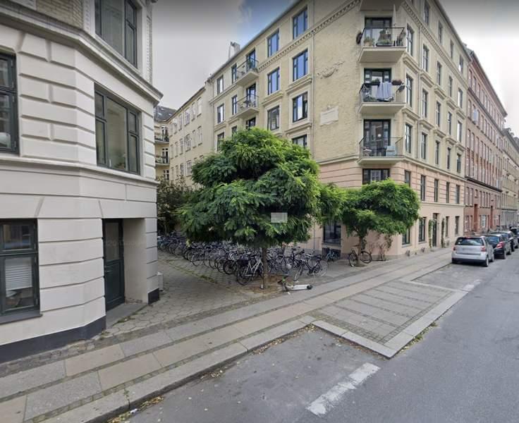 2 værelses lejlighed København V