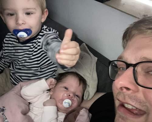 Familie på fire søger et sted og bo