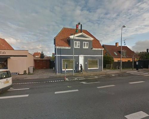 Beautiful room near Amager beach with furniture and panoramic view