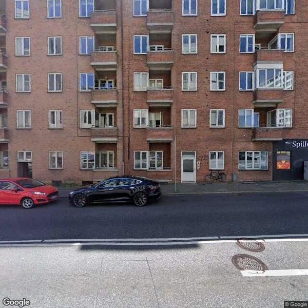 2 1/2 vær. lejlighed i Toldbodgade, Aalborg