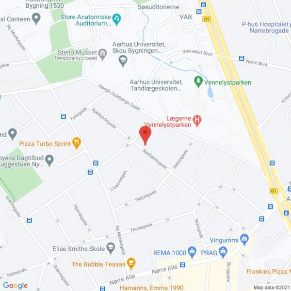 LEJLIGHED I ØGADERNE i Aarhus UDLEJES!
