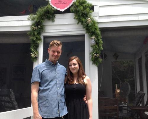 Couple looking for apartment in Malmö area